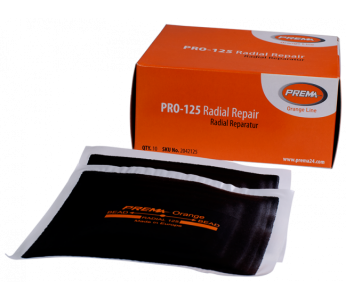 Petic Radial Prema Orange Pro125