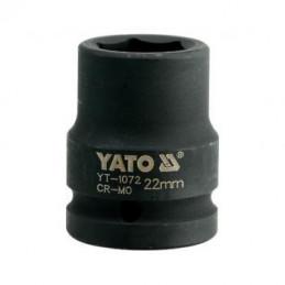 "YT-1072 Cheie Impact Scurta 3/4"" - 22"