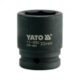 "YT-1082 Cheie Impact Scurta 3/4"" - 32"