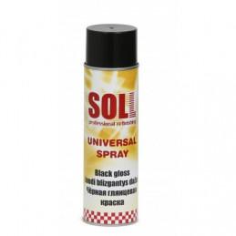 Spray Vopsea Jante Negru